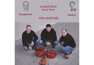 Trio Martinu - Piano Trios - (CD)