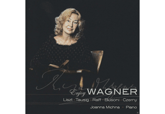 Joanna Michna - Enjoy Wagner - (CD)