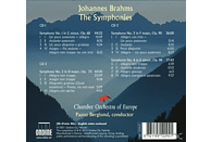 Chamber Orchestra Of Europe - The Symphonies [CD]
