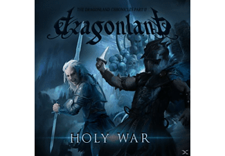 Dragonland - Holy War (Re-Release) - (CD)