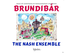 The Nash Ensemble - Brundibár - (CD)