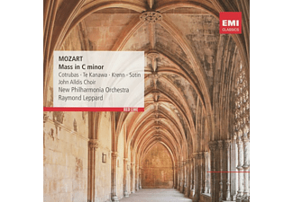 Ileana Cotrubas, Kiri Te Kanawa, Werner Krenn, New Philharmonia Orchestra, John Alldis Choir, Hans Sotin - Mass In C Minor - (CD)