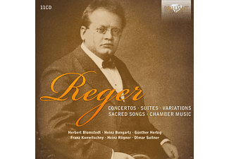 VARIOUS - Reger: Collection [Box-Set] - (CD)