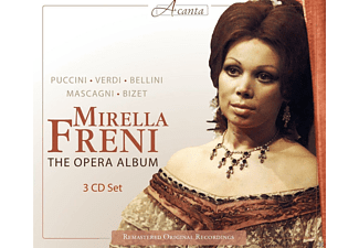 Mirella Freni - The Opera Album - (CD)