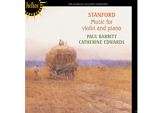 Paul Barritt, Catherine Edwards - Musik für Violine und Klavier - (CD)