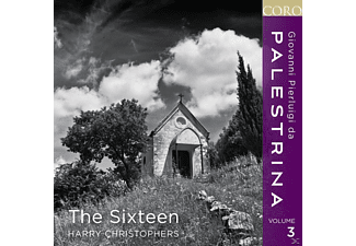 The Sixteen, Harry Christophers - Palestrina, Vol.3 - (CD)