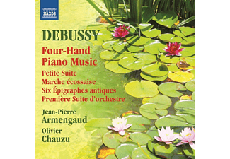 Olivier Chauzu, Jean Pierre Armengaud - Four-Hand Piano Music - (CD)