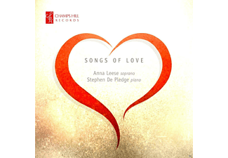 Anna Leese, Stephen De Plege - Songs Of Love - (CD)