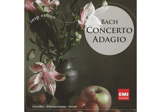 Gavrilov, Zimmermann, Marriner - Bach: Concerto Adagio - (CD)