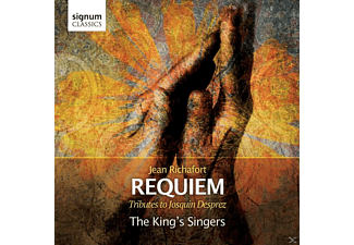 The King's Singers - Requiem / Tributes To Josquin Desprez - (CD)