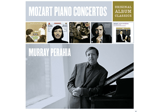 Perahia Murray, English Chamber Orchestra - Original Album Classics - (CD)