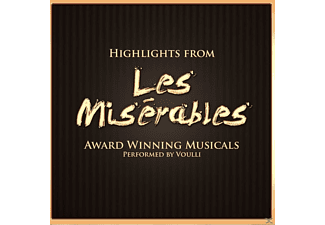 VARIOUS - Highlights Form Les Misérables - (CD)