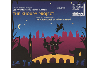 Khoury Project - Les Adventures Du Prince Ahmed - (CD + DVD)