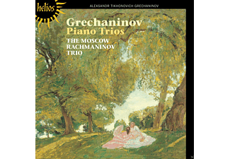 The Moscow Rachmaninov Trio - Piano Trios - (CD)