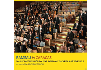 Soloists Of The Simón Bolívar Symphony Orchestra Of Venezuela - Rameau in Caracas - (CD)
