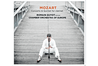 Romain Guyot, Chamber Orchestra Of Europe - Concerto & Quintet For Clarinet [CD]
