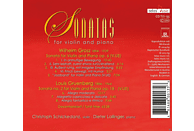 Christoph Schickedanz, Dieter Lallinger - Sonatas for violin and piano [CD]