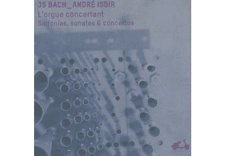 Andre Isoir, Le Parlement De Musique - L'orgue Concertant - (CD)