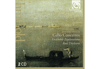 Ensemble Explorations - Cello Concertos - (CD)