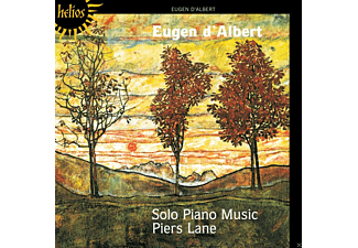 Lane Piers - Solo Piano Music - (CD)