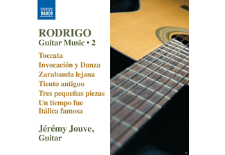 Jérémy Jouve - Gitarrenmusik Vol.2 - (CD)