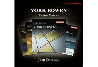 Joop Celis - Piano Works - (CD)