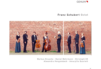 VARIOUS - Octet in F-Dur, D 803 - (CD)