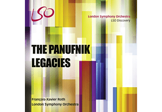 London Symphony Orchestra - The Panufnik Legacies - (CD)
