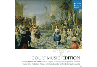 Sequentia, Le Trio Royal - Court Music Edition - (CD)