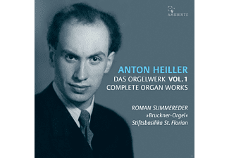 Roman Summereder - Complete Organ Works Vol. 1 - (CD)
