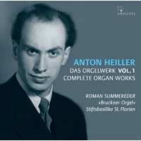 Roman Summereder - Complete Organ Works Vol. 1 [CD]