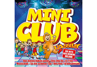VARIOUS - Mini Club Klassiker - (CD)