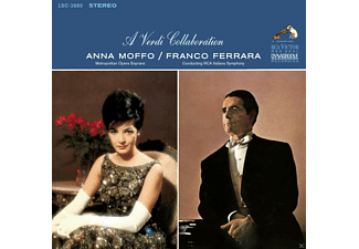 Anna Moffo, Rca Italiana Orchestra, Franco Ferrara - A Verdi Collaboration - (CD)