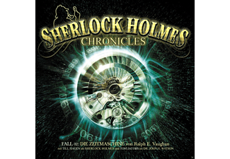 Sherlock Holmes Chronicles 02: Die Zeitmaschine - 2 CD - Krimi/Thriller