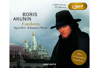 Fandorin - 1 MP3-CD - Krimi/Thriller
