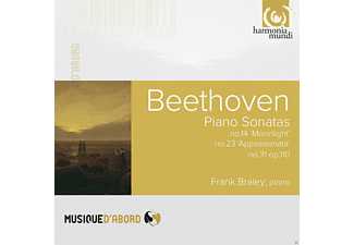 Braley Frank - Piano Sonatas - (CD)