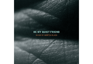 Morten Olsen - Be My Quiet Friend [CD]