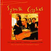 Andrew Lawrence-King, The Harp Consort - Spanish Gypsies [CD]