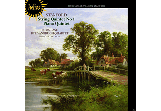 RTÉ Vanbrugh Quarte, Lane Piers - String Qintet No. 1/ Piano Quintet - (CD)