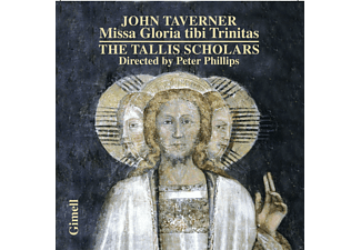 The Tallis Scholars - Missa Gloria Tibi Trinitas - (CD)