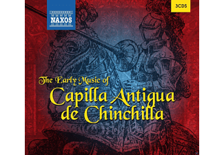 Capilla Antigua De Chinchilla - The Early Music Of Capilla Antigua De Chinchilla - (CD)