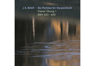 Malcolm Proud - Clavier Übung 1 BWV 825-830 - (CD)