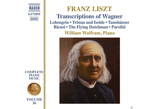 William Wolfram - Transcriptions Of Wagner - (CD)
