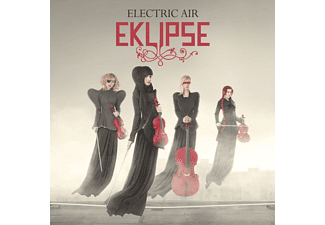 Eklipse - Electric Air - (CD)