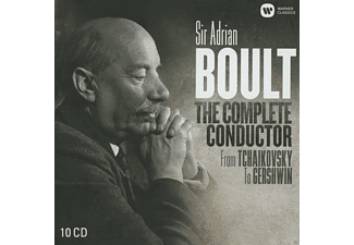 VARIOUS - Sir Adrian Boult: The Complete Conductor - (CD)