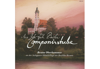 Bruno Oberhammer - Componierstube - (CD)