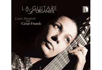 Laura Mondiello, Carrer - La Guitare et l'Organiste - (CD)