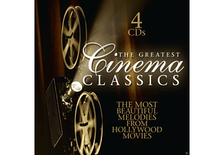 VARIOUS - Movie Classics: Greatest Hits - (CD)
