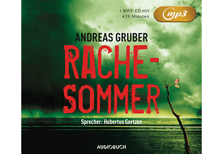 Rachesommer - 1 MP3-CD - Krimi/Thriller
