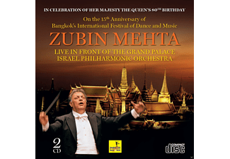 Israel Philharmonic Orchestra - Live In Bangkok - (CD)